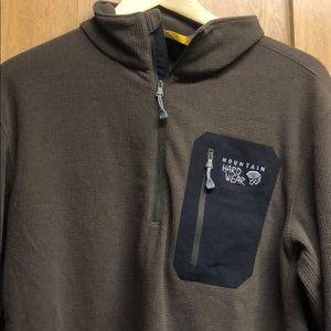 Mountain Hardware Fleece Jacker 🏔